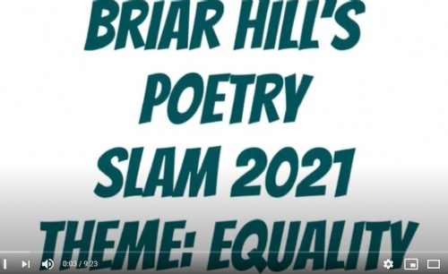 Briar Hill Primary School Celebrating National Poetry Day